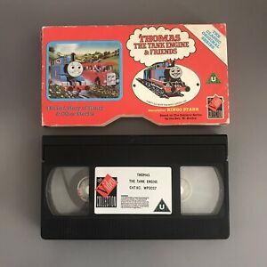 THOMAS-THE-TANK-ENGINE-THE-SAD-STORY-OF-HENRY-amp-OTHER-STORIES-RARE-VHS-VIDEO