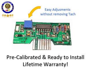 NEW-1990-92-Camaro-Tachometer-Circuit-Board-Tach-Chip-Easy-Tach-Fix