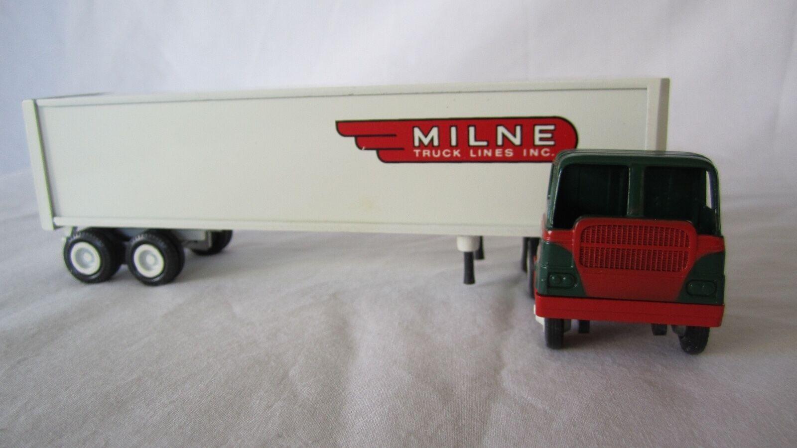 Winross 1981 líneas Milne camión camión de Cochega