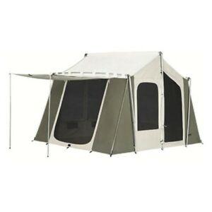 Details about Kodiak Canvas Cabin Tent 6121 12 x 9 6Person Capacity