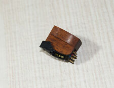 IMPROVED NEW WOOD BODY for SHURE V15 Type III Cartridge EXOTIC JATOBA WOOD