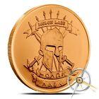 MOLON LABE (COME AND TAKE IT!) - 1 OZ AVDP .999 Fine Copper Bullion Round - Coin
