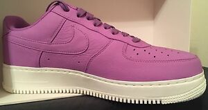 huge selection of bbf7b ab6b9 Details about SZ.12 Nike NikeLab Air Force 1 Low 905618-500 Purple-Stardust