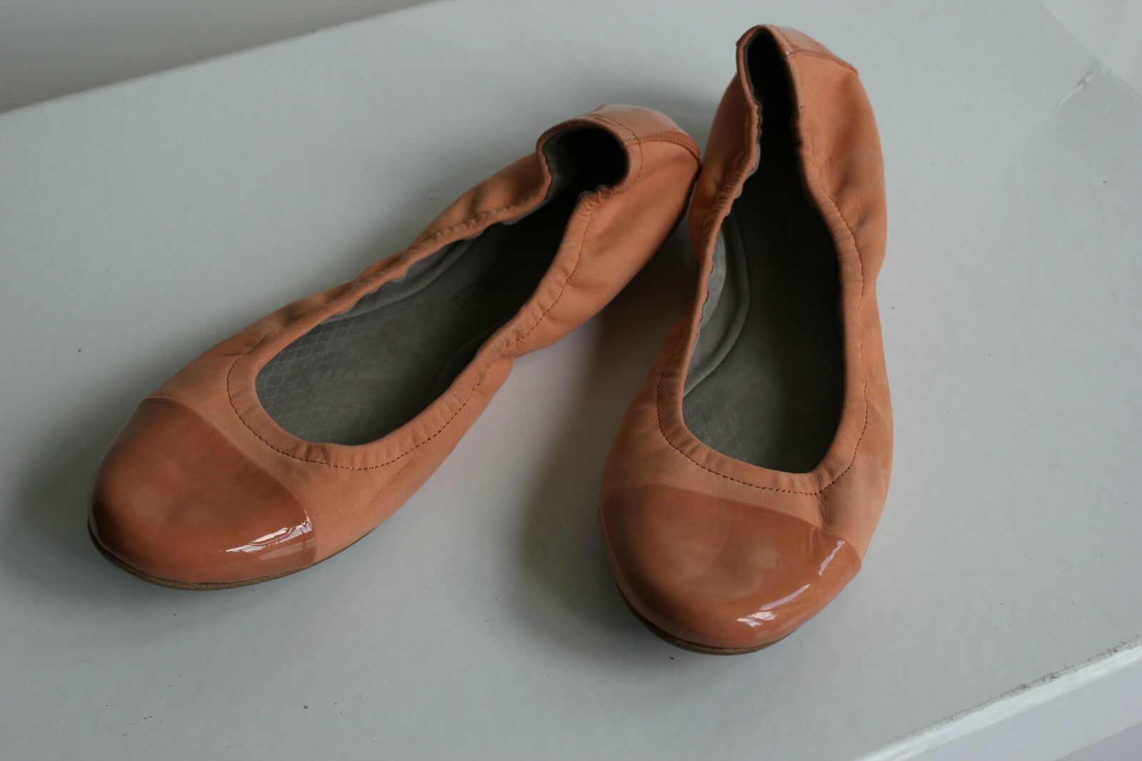 KENNEL&SCHMENGER Gr. Traum Hellrosa Leder Ballerinas, Gr. KENNEL&SCHMENGER 39/UK6, Top Zustand 3ab477