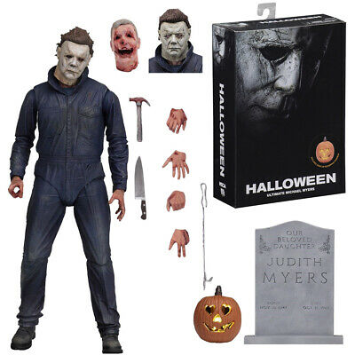"""7/"""" NECA Halloween Michael Myers Ultimate Action Figure Movie Collect Model Toy"""