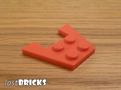 SELECT COLOUR Part 4859 10 x LEGO Wedge Plates 3x4 FREE POSTAGE