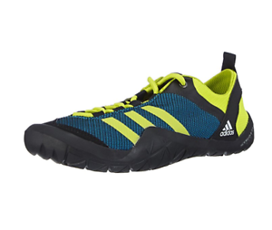 1773bfab4fe adidas Mens Climacool Jawpaw Lace Water Shoes Blue Atheletic Running ...