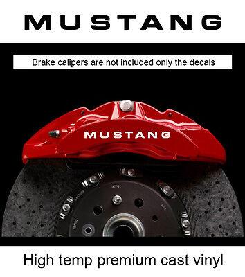 Fits Brembo Brake Caliper HIGH TEMPERATURE Decal Sticker W// TRACKING TOP SELLER