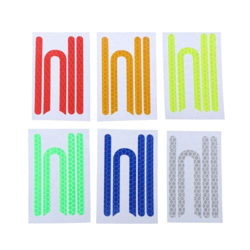 4Pcs Scooter Reflective Stickers for Xiaomi Mijia M365 Pro Electric ScooteYJUS