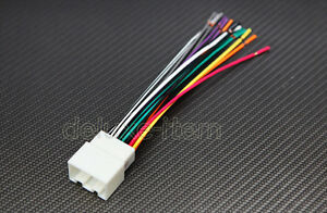 1987 ford radio wiring harness color code schematic scosche fd16b 1998 - 2008 select ford car stereo radio ... 2008 ford radio wiring harness #7
