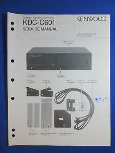 Kenwood vs 1 Voice synthesizer Manual