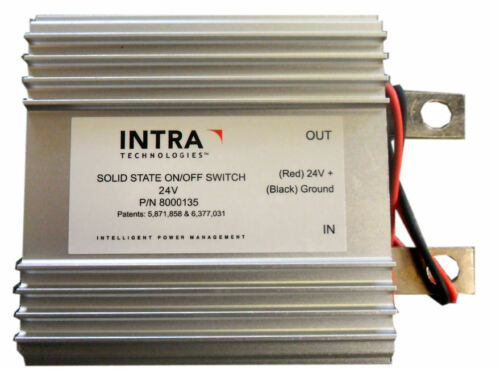 Intra 8000135 Solid State On//Off Switch with LED Indicator 24v - Old Stock!