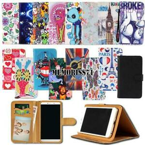 Details about For XGODY D28 / Mate RS / P20 Smartphones Leather Stand  Wallet Card Cover Case