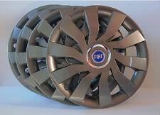 """16 """"Fiat Croma, ecc.., COPRICERCHI / copre, Coprimozzi, quantità 4"""