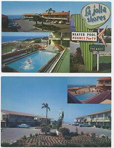 La-Jolla-Shores-Hotel-Cadillac-Car-Heated-Pool-San-Diego-County-Chrome