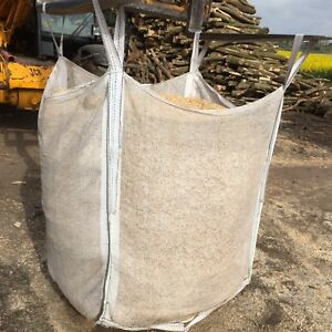 Details about Large Dumpy Bag Of Sawdust Shavings