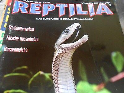 Reptilia N. 70 Aprile/maggio 2008-mambas-mostra Il Titolo Originale