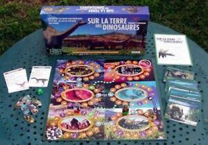 Jeu-de-societe-Sur-la-Terre-des-Dinosaures-BBC-Green-Board-Game