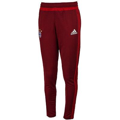 Adidas FC Bayern Munich 2015/2016 Long Training Pants S27274 With Free Tracking