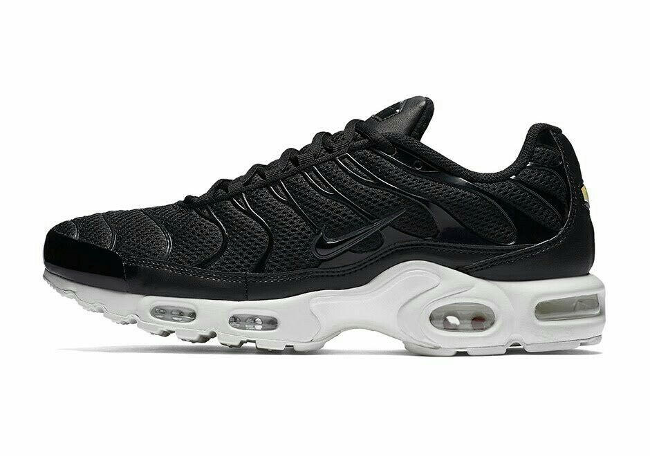 Nike  Air Max Plus BREEZE NERO/NERO-Vetta Bianco-Antracite  Nike  da ginnastica 898014 001