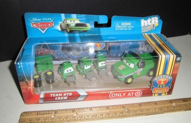 Disney Pixar The World of CARS TEAM DINOCO Piston Cup Nights @Target Only