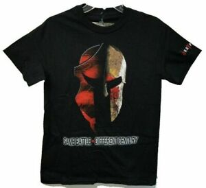 Kryptek 5597 Men/'s T-Shirt Black Spartan Same Battle Different Century Tactical
