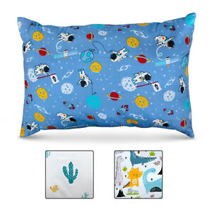 PharMeDoc-Toddler-Pillow-Little-Pillow-for-Kids-Ages-1-5-14-034-x-19-inches