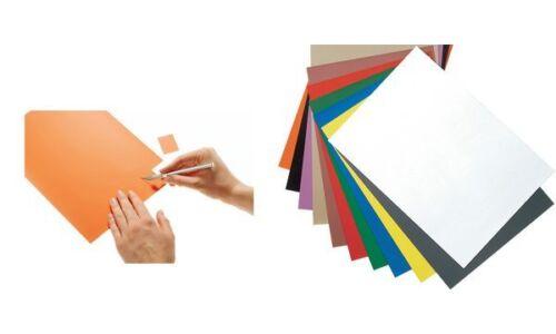 magnetoplan Magnetpapier-Bogen DIN A4 schwarz Symbole Meeting Besprechung
