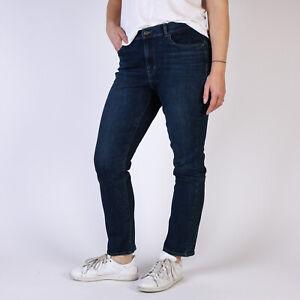 Levi-039-s-Classic-Gerade-Blau-Damen-Jeans-DE-40-US-W33-L30
