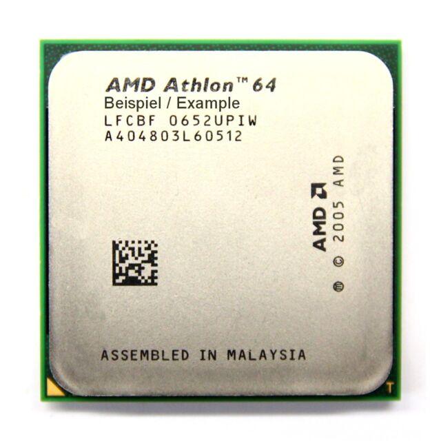 AMD Athlon 64 X2 5200+ 2.6GHz/2MB Sockel/Socket AM2 ADA5200IAA6CS Processor CPU
