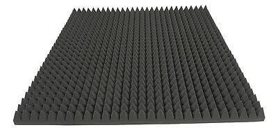 Pyramidenschaumstoff SELBSTKLEBEND TYP 100x50x7 Akustik Schall Schutz Dämmung