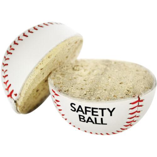 White SKLZ Safety Training Baseballs 2-Pack