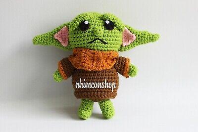 Chibi Yoda Free Pattern Recipe, free pattern, Master Yoda : Chibi ... | 267x400