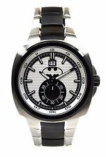 Batman 75th Year Limited Edition Silver-Toned Mens Watch (BAT8057)