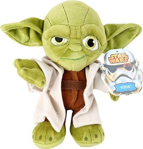 Star Wars Yoda 17 cm Plush Neu /& OVP