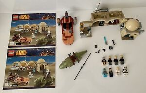 Lego-Star-Wars-Mos-Eisley-Cantina-75052-sous-100-complet-avec-Minifigures