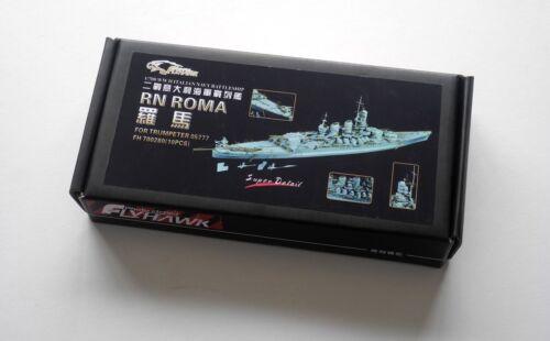Flyhawk 1//700 FH700280 Italian Battleship RN Roma for Trumpeter