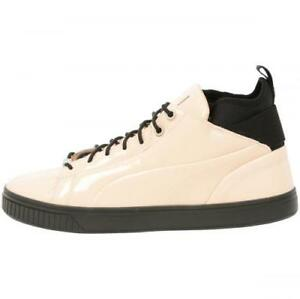 348bb7756c6 New Mens 13 PUMA Play Nude Beige Patent Leather Shoes  105 36146903 ...