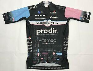 Amore-amp-Vita-Prodir-2018-Velo-Plus-RIDER-ISSUE-Jersey-Men-039-s-Size-M-UCI-EUROPE