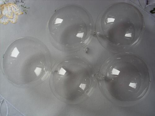 Lauscha verre boule soufflerie de verre à la main décorations Même Peindre
