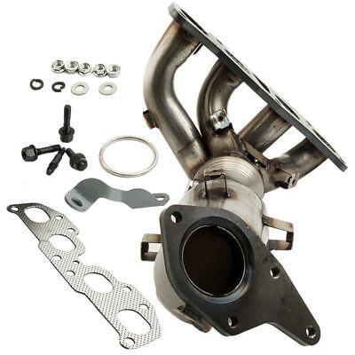 for Nissan Altima QR25DE I4 2.5L Outlet Exhaust Manifold w// Catalytic Converter