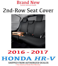 Genuine OEM Honda HR-V 2nd Second Row Rear Seat Cover Set 16-17 HRV 08P32-T7S
