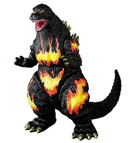 Medicom Toy Marmit Godzilla Vinyl Wars Ex Desgodzi Brüllen Version Figur Japan F