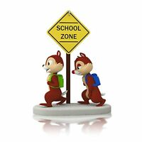 Hallmark Ornament School Time For Chipmunks 2nd In Series A Year Of Disney Magic