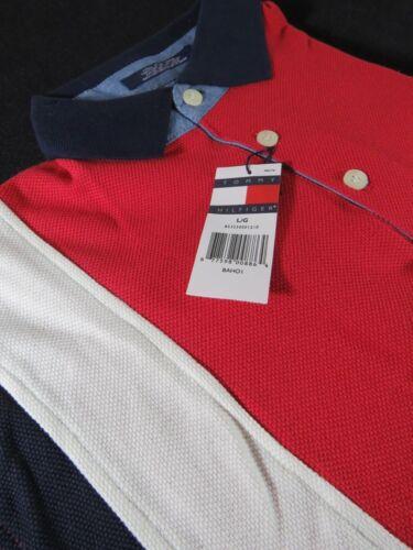 Tommy Hilfiger Poloshirt Gr XL rot