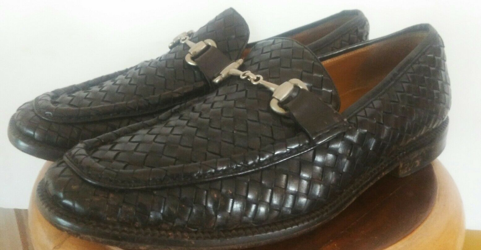 Gianfranco Made Lattanzi Men's Casual Shoes US Sz 10 Made Gianfranco in Italy 1394cc