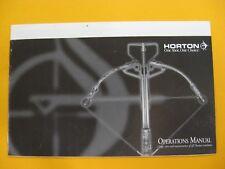 Red,Legend SL,Max Impact,Hunter Elite,Nitro ST040 Horton Crossbow Cables ....