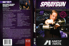 Airbrush Action DVD - Iwata Spray Gun Handling Techniques - Kevin Tetz