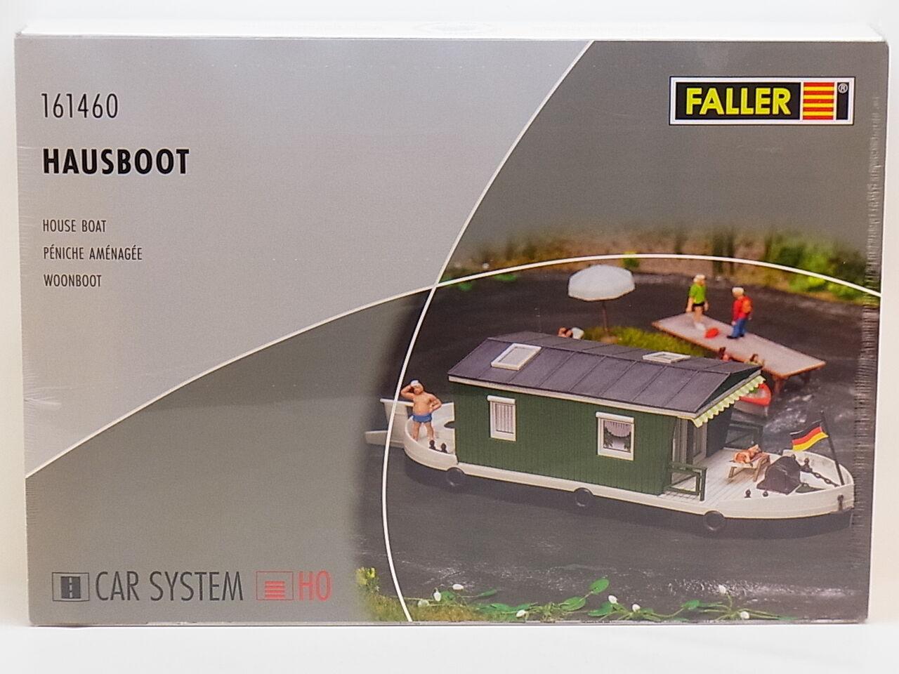 Lot 31043   FALLER HO 161460 Car Système péniche House Boat NOUVEAU dans neuf dans sa boîte