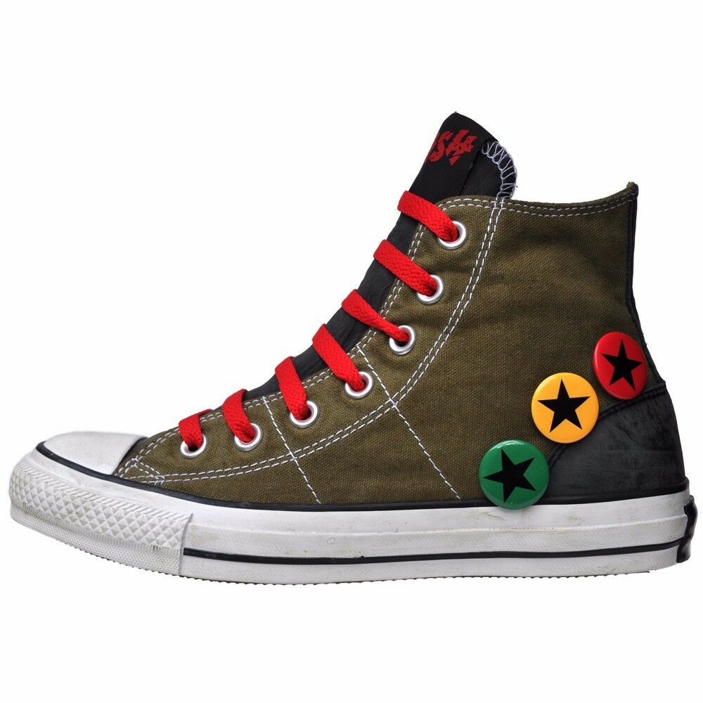CONVERSE BLL STBR CHUCKS EU 39 UK 6 THE CLBSH SKULL BLBCK LIMITED EDITION JBPBN